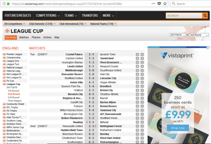 Soccerway Football Tips